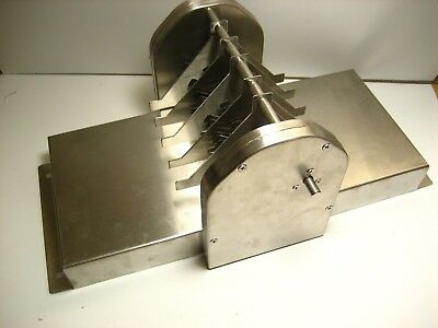 Commercial type Stainless steel Meat tenderizer unit Tenderizer UNIT Part  only
