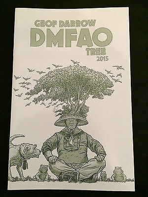 DMFAO TREE 2015 Geof Darrow Sketchbook
