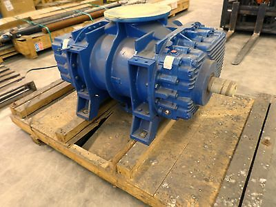 Hurrl Nu-way Large industrial pump roots type blower  #K