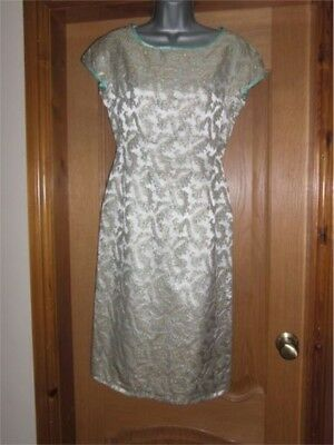 True Vintage Robert Dorland Cocktail Dress Size 10