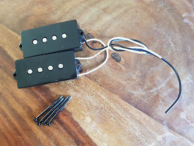Fender Mexican Precision Bass P-Bass Stock Pickup. Excellent Condition.