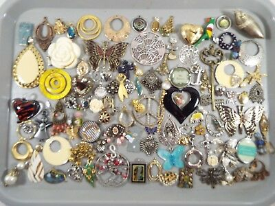 113 pc Lot PENDANTS (A53)