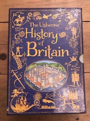 History of Britain Collection - 10 Books (Excellent Resource For Kids & Family)