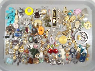 112 pc Lot PENDANTS (A3)