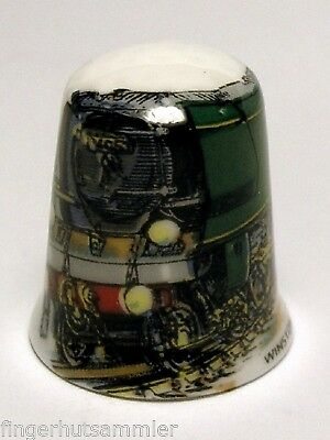 Fingerhut Thimble - Winston Churchill