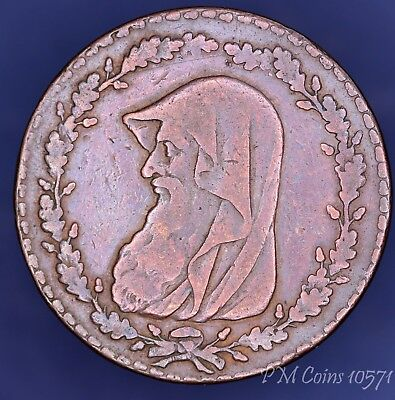 Wales, Anglesey Mines 1788 Penny token, Druid's head coin *[10571]