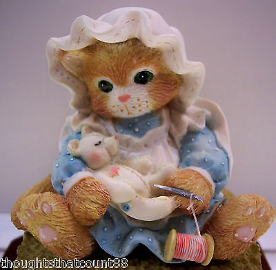 Calico Kittens YOU MAKE IT ALL BETTER # 102202 ~NIB ** FREE USA SHIPPING!