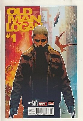 Old Man Logan (2016) 1 NM