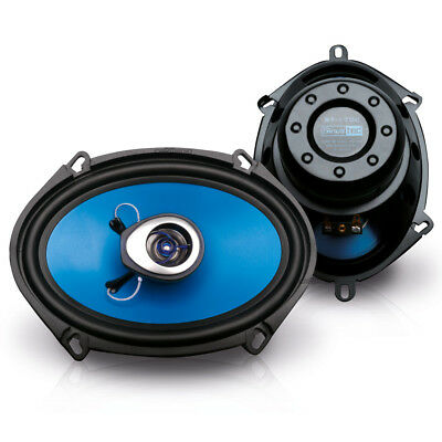 Mazda 5 2005 onwards Sinustec car speakers 5x7 coax front/rear