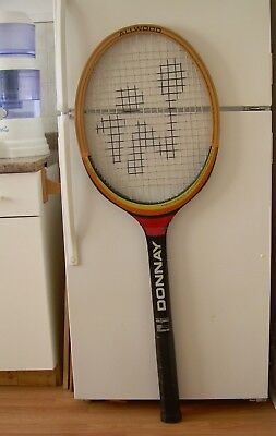 Advertising Display DONNAY-Allwood Tennis Racquet