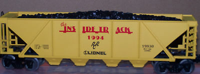 Lionel Railroad Club Four-bay Hopper 6-19930