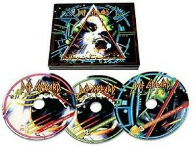 Def Leppard Hysteria (30th Anniversary Edition) Remastered Deluxe Edition New CD