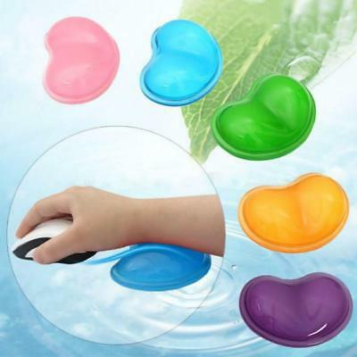 Mouse Mat Silicone Wrist Gel Rest Support Pad For PC Computer Accessories LC