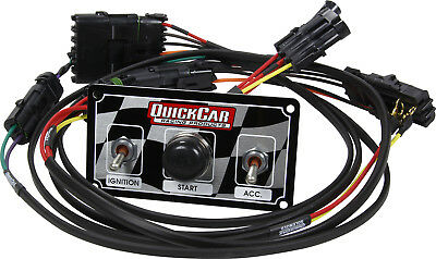 Quickcar Racing Products Ignition Wiring Harness P/N 50-2030