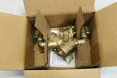 """Wilkins 975XL2SEOS 3/4"""" Reduced Pressure Zone Assembly"""