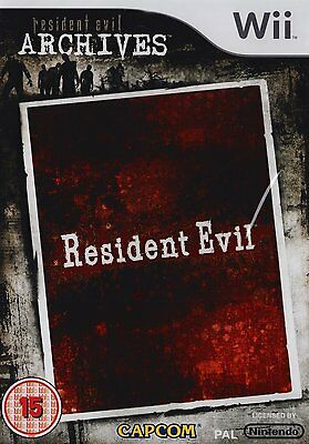 Nintendo Wii Gioco Resident Evil Archives Nuovo