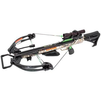 Carbon Express PileDriver 390 Crossbow Package