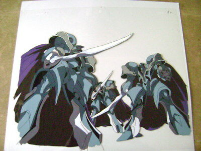 The Vision Of Escaflowne Guymelf Anime Production Cel 3