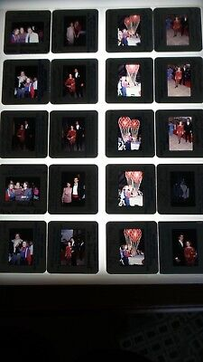 Lauri Handler OTHER CELEBRITIES  VINTAGE  LOT OF 35MM SLIDE TRANSPARENCY PHOTO #