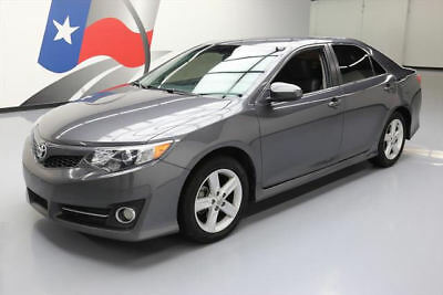 2014 Toyota Camry  2014 TOYOTA CAMRY SE REARVIEW CAM GROUND EFFECTS 62K MI #424261 Texas Direct