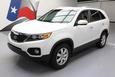 2013 Kia Sorento LX Sport Utility 4-Door 2013 KIA SORENTO LX HTD SEATS BLUETOOTH REAR CAM 39K MI #353683 Texas Direct