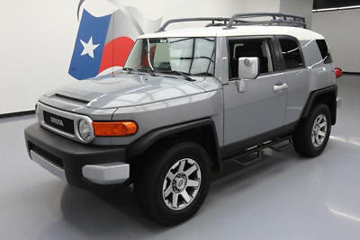 2014 Toyota FJ Cruiser Base Sport Utility 4-Door 2014 TOYOTA FJ CRUISER 4X4 OFF-ROAD PKG AUTOMATIC 82K #177515 Texas Direct Auto
