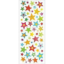 Star Bright - MultiCraft Foil Stickers