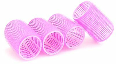 Hairworks 35mm Large Selfgrip Rollers (Pack of 4)
