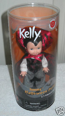 #5956 NRFB Mattel Target Stores Halloween Party Tommy as Vampire Doll