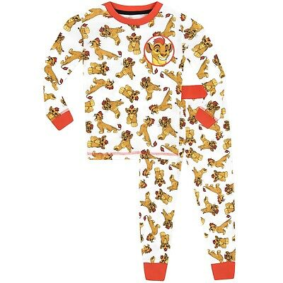 Disney Lion Guard Pyjamas | Boys Lion Guard PJs | Lion Guard Snug Fit Pyjama Set