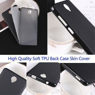 New Soft TPU Rubber Gel Silicone Protector Case Cover For Cubot MAX