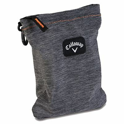 Callaway Golf 2017 Clubhouse Valuables Pouch Mens Golf Accessories Bag