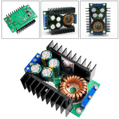 Adjustable CC CV Step Down Buck Converter DC 7-32V 10A Buck Power Module