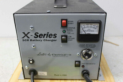 Lester Electrical X Series SCR Battery Charger 27050