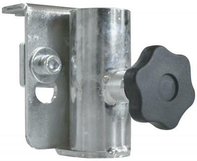 Citronic 853.911 Basic Handrail Assembly Clamp for Stage Platforms - Silver