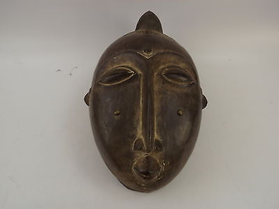 African Hand-Carved Wood Tribal Face/Mask Home Decor