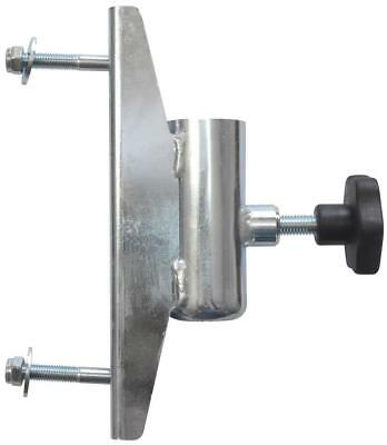 Citronic 853.914 Modular Handrail Clamp for Stage Platform Accessories - Silver