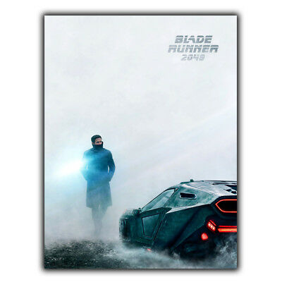 BLADE RUNNER 2049 2 Movie METAL SIGN WALL PLAQUE Film Advert SCI-FI Poster Print