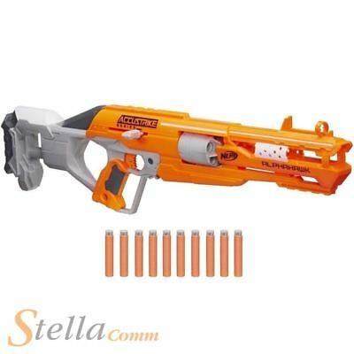 Nerf N-Strike Elite Accustrike Series Alpha Hawk Blaster