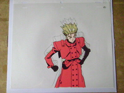 Trigun Vash The Stampede Anime Production Cel 19