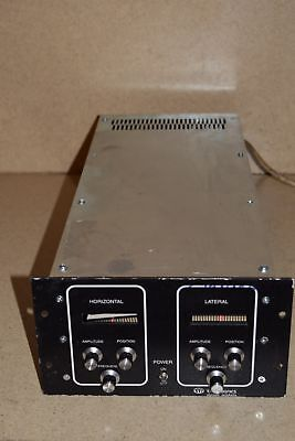 Thermionics Vacuum Products - Horizontal / Lateral Controller