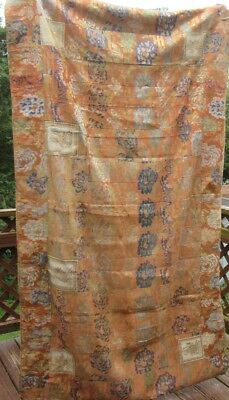 Japanese Buddhist Monks' Robe Vestments Kesa Antique