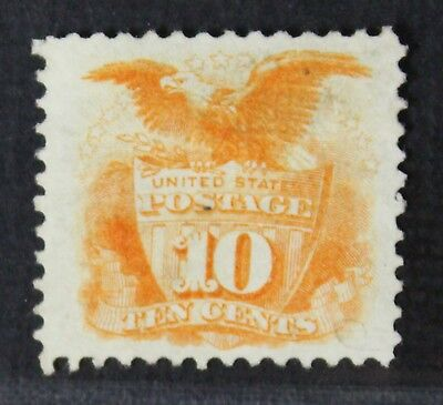 CKStamps: US Stamps Scott#116 10c Pictorial Unused NG Spot Thin on Grill CV$750