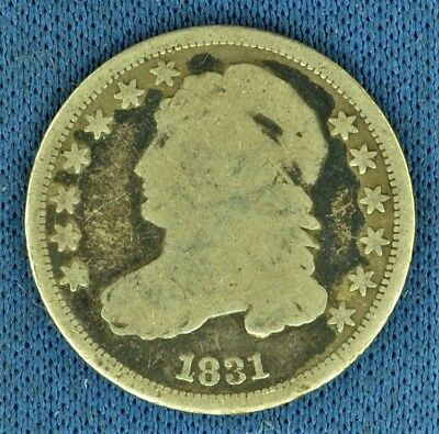 1831 Capped Bust Dime (a13.9)