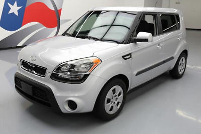 2012 Kia Soul Base Hatchback 4-Door 2012 KIA SOUL WAGON 1.6L 6-SPEED CD AUDIO A/C 32K MILES #447615 Texas Direct