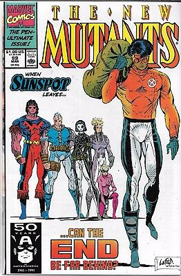 The New Mutants #99 (Vf/nm) 1St Appearance Feral