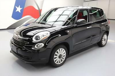 2014 Fiat 500L  2014 FIAT 500L EASY PREMIER 6-SPEED NAV REAR CAM 33K MI #000967 Texas Direct