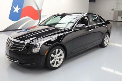 2014 Cadillac ATS Base Sedan 4-Door 2014 CADILLAC ATS 2.5L HTD SEATS BLUETOOTH ALLOYS 18K #161055 Texas Direct Auto