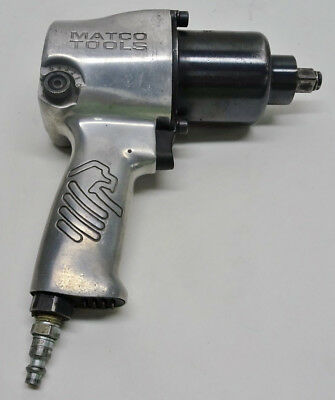 Matco Tools Air Impact Wrench Mt1712 (bare tool) 4/L116576A