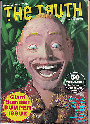 The Truth. Number 10. The  Comedy Magazine. July / August 1988.